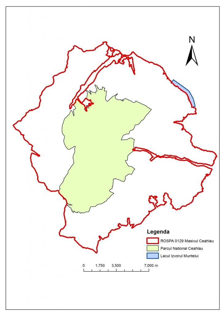 Harta SPA
